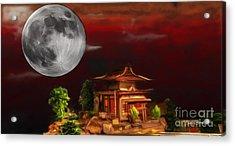 Seeking Wisdom Acrylic Print