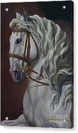 Self Carriage Acrylic Print by Lisa Phillips Owens