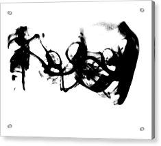 Self Acrylic Print by Christian Allen