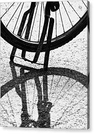 Semi-circles Acrylic Print