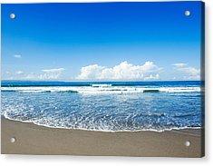 Seminyak Beach Acrylic Print by Yew Kwang