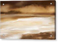 Sense Of Calmness Acrylic Print by Lourry Legarde