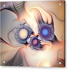 Sensorial Nirvana Acrylic Print