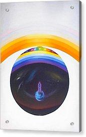 Separative - Consciousness Acrylic Print by Shiva  Vangara