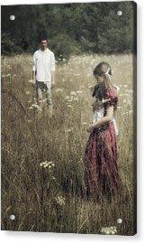 Seperation Acrylic Print by Joana Kruse