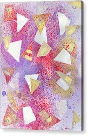 September Sixth Acrylic Print by Ellen Howell