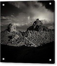 September Sundown IIi Acrylic Print