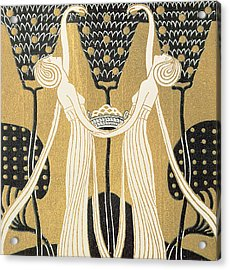 September Acrylic Print by Wilhelm List