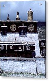 Sera Monastery - Lhasa Tibet Acrylic Print