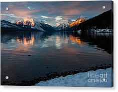 Acrylic Print featuring the photograph Serenade by Katie LaSalle-Lowery