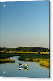 Serene Cape Cod Acrylic Print by Juergen Roth