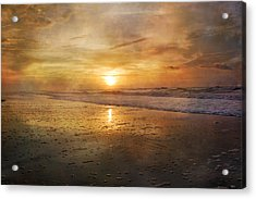 Serene Outlook  Acrylic Print by Betsy Knapp