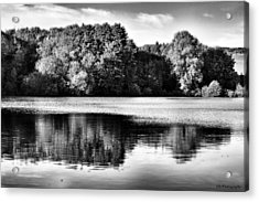Serene Reflection Acrylic Print by Jay Harrison
