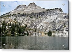 Serenity Acrylic Print by Brian Williamson