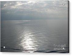 Serenity Sea Acrylic Print