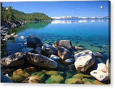 Acrylic Print featuring the photograph Serenity by Sean Sarsfield