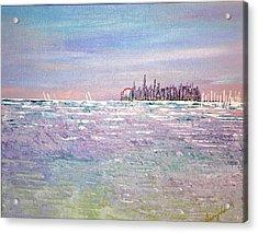 Serenity Sky - Sold Acrylic Print