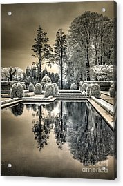 Serenity Acrylic Print by Steve Zimic