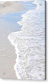 Serenity's Shore Acrylic Print
