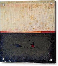 Series Twentyfour Number One Acrylic Print by Lloyd Knowles