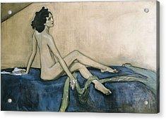 Serov, Valentin Alexandrovich Acrylic Print by Everett