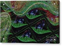 Serpentine Acrylic Print