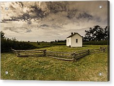 Servants Quarters Acrylic Print
