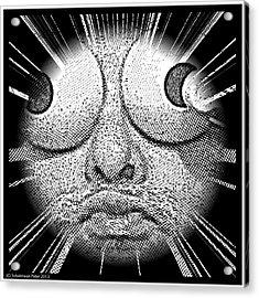 Servitor Acrylic Print
