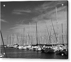 Set Sail Acrylic Print