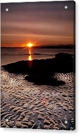 Seton Sunrise Acrylic Print