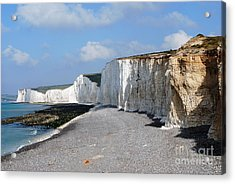 Seven Sisters Acrylic Print by Scott D Welch