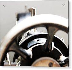 Sewing Machine 3 Acrylic Print