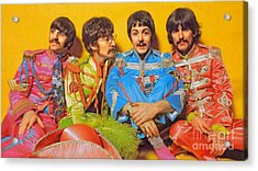 Sgt. Pepper's Lonely Hearts Club Band Acrylic Print