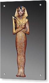 Shabti Figure Of The King. 1370 -1352 Acrylic Print