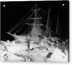Shackleton's Ship, Endurance Acrylic Print