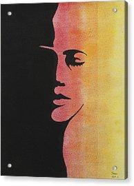 Shade Acrylic Print by Sean Mitchell