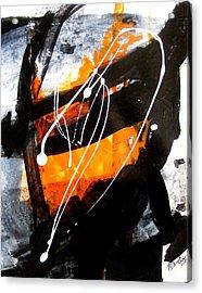 Shades Of Discourse 3 Acrylic Print