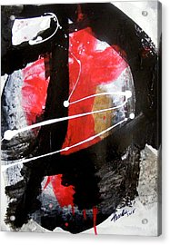 Shades Of Discourse Acrylic Print