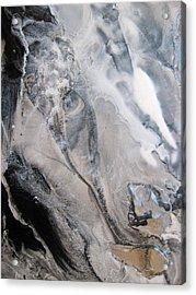 Shades Of Grey 23 Acrylic Print
