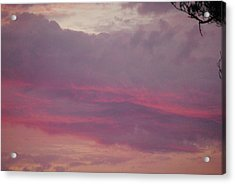 Shades Of Morning Acrylic Print by Michele Kaiser