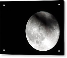 Shadow On The Moon Acrylic Print