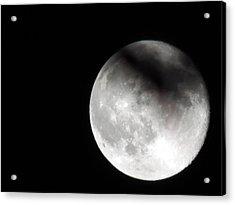 Shadow On The Moon Acrylic Print