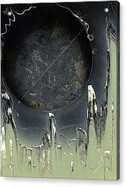 Shadowed Acrylic Print by Jason Girard