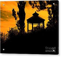 Shadowlands 6 Acrylic Print by Bedros Awak