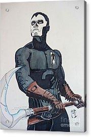 Shadowman II Acrylic Print