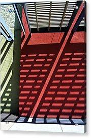 Shadows 10 Acrylic Print