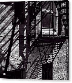 Shadows Acrylic Print by Bob Orsillo