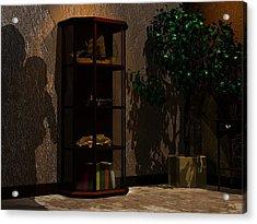 Shadows Acrylic Print by John Pangia