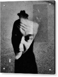 Shadows (portrait) Acrylic Print
