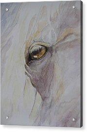 Shahteyna Acrylic Print